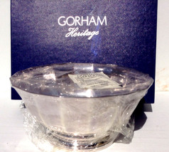 Gorham Heritage Silver Plated Bowl New - $98.95