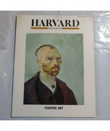 Harvard Magazine 1990 March Fugitive Art S3 - $39.99