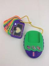 Fisher Price Learning Sensation Alphabet Flash Cards Toy w 10 Keys Teste... - $20.44