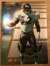 1996 Bowmans Best #164 Ray Lewis (Rc) Rookie CARD- Baltimore Ravens - $39.55