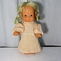 Vintage 1978 Ideal Toys Whoopsie Doll Pigtails Girls Baby Toddler - $24.70