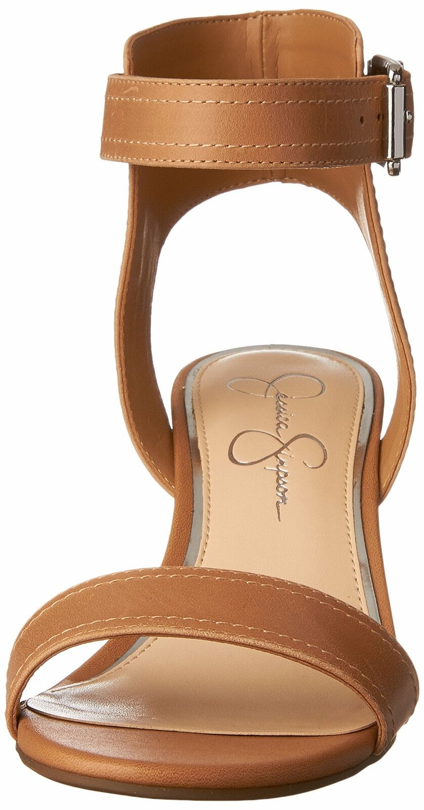 Primary image for Jessica Simpson Women's Cristabel Wedge Sandal 8.5 Buff