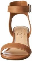 Jessica Simpson Women's Cristabel Wedge Sandal 8.5 Buff - $40.10