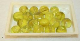 Parker Brothers Avalanche Game replacement Yellow Marbles tray - $19.95