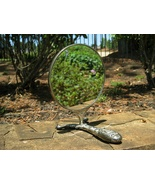 Very Haunted Iluminati Mirror of the Soul talk to the DEAD & make wishes... - $777.77