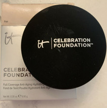 It Cosmetics Celebration Foundation Pressed Powder Fair 0.30 Oz NIB - $29.21