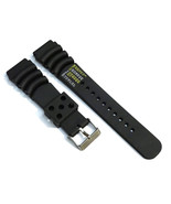 New Z22 Seiko Rubber Divers Watch Band Strap 22mm - From U.S - $12.99