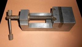"Self Made Cast Aluminum Small Machinist Vise 6-1/4"" Length Super Fast Sh... - $88.21"