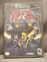 Monster House (Nintendo GameCube, 2006) Video Game - $8.08