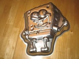 Wilton Sponge Bob Square Pants Cake Pan #2105-5130 - 2002 - $10.39