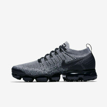 Nike Air Vapormax Flyknit 2 Cookie and Cream Black/White 942842-107 Snea... - $247.49