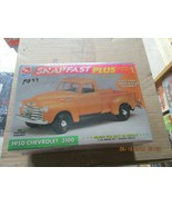 AMT 1950 Chevy 3100 Pickup 1/25 scale - $36.99