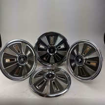 """Ford Mustang 1965 Vintage Classic 14"""" Hubcaps Set of 4 Wheel Cover Hub Caps - $84.00"""
