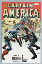 Captain America 14 Apr 2006 NM- (9.2) - $37.52