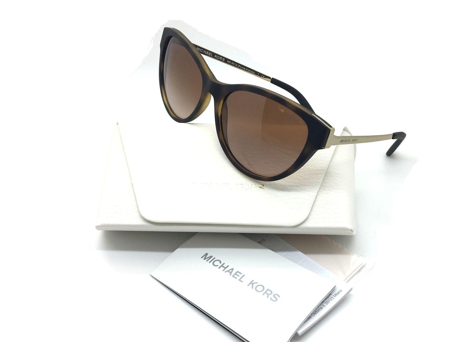 65f157c64fb2b Michael Kors Tortoise Sunglasses MK 6014 and 50 similar items. S l1600