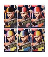 "Kiss Power Wave Duo Color Fashion Durag 40"" & 3"" Wide Tails Men's Caps *... - $4.99"