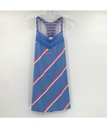 NWT Nike Court Womens Royal Purse Laser Crimson Tennis Dress Sz Medium S... - $84.14