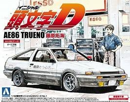1/32 Initial (Initial) D Series No.01 Ae86trueno Fujiwara Takumi - $35.67