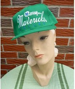 Vintage '90s Dallas Mavericks Hat #2 Adjustable Unisex New w/Official NB... - $22.75