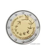 2016 Slovenia 2 euro commemorative coin ROLL 10th anniversary euro, NEW,... - £62.56 GBP