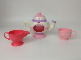 Fisher Price Magic Tea Set Teapot Tea Cup Creamer Replacement Pieces Parts - $11.83