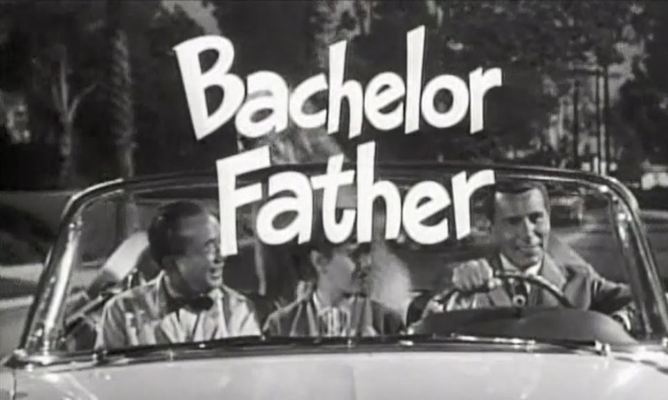 Primary image for BACHELOR FATHER (1957) Complete
