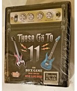 The Dice Game That Rocks One Louder These Go to 11 Barnes & Nobles Exclu... - $6.99