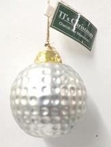 Golf Ball Ornament (M) - $15.00