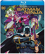 Batman Ninja (2018, Blu-ray+DVD) - $9.95