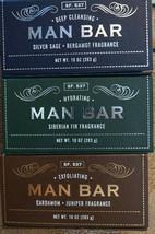 NIB San Francisco Soap Co. Man Bar: multiple options: you pick - $10.99