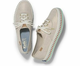 Keds WF58159 Women's Shoes Triple Hula Foxing Natural, 9 Med - $39.55
