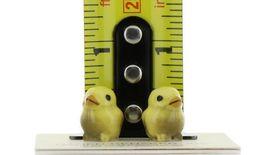 Hagen Renaker Miniature Bird Tweety Baby Chicks Yellow Set of 2 Figurines image 9