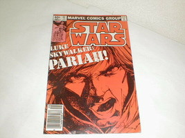 Star Wars comic book No. 62 VG Luke Skywalker - $22.00