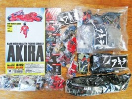 Kaiyodo  K&M High quality figure series AKIRA 1.2.3 Figure Used Extra ra... - $576.00