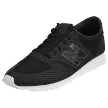 New Balance Womens 420 Life Style Shoes Black WL420-DFD - $78.29