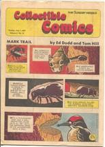 Collectible Comics Vol. 2 #26 1979-Sunday Herald-Tarzan-Russ Manning-Gil... - $32.79