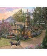 Thomas Kinkade Studios 2021 Deluxe Wall Calendar with Scripture Kinkade,... - $7.00
