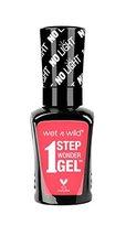Wnw Wndrgel Nail Color-Cr Size .45 O Wet N Wild Wonder Gel 1-Step Nail Color 715 - $6.83