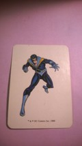 BOOSTER GOLD 1989 DC Comics Role Play Game Card - $15.00