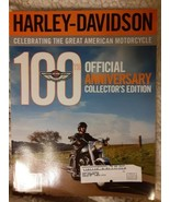 Harley-Davidson 100th Official Anniversary Collector's Edition Magazine ... - $19.57