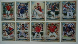 2020 Topps Gypsy Queen Minnesota Twins Base Team Set of 10 Baseball Cards - $4.99