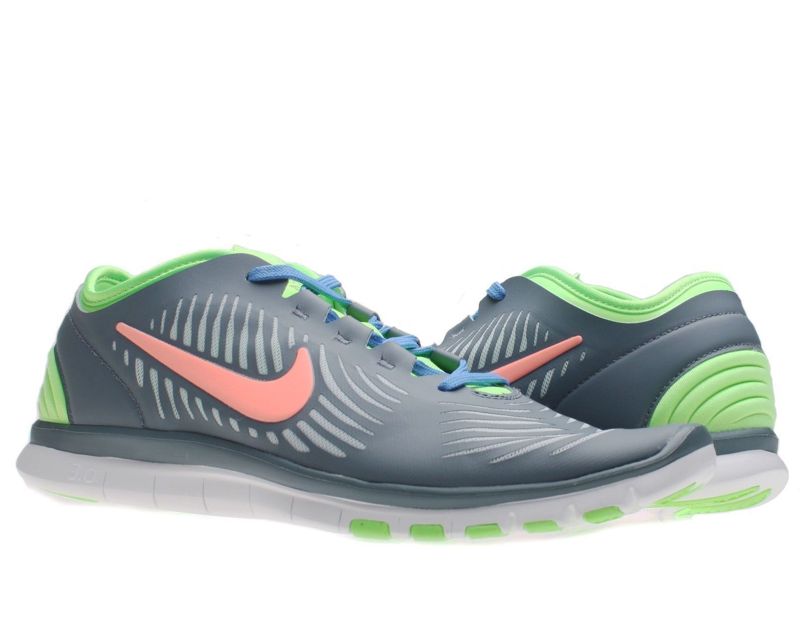 Primary image for Women's Nike Free Balanza Training Shoes, 599268 400 Sizes 6.5-10 Armory Slate/L