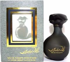 Salvador Dali by Salvador Dali for Men 3.4 oz Eau de Toilette Spray. Vintage. - $129.99