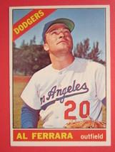 Topps 1966 Al Ferrara 487 [b4c10] - $3.61