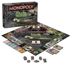 Cthulhu Monopoly  by USAopoly  - $53.97