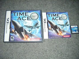 Time Ace (Nintendo DS) Lite Dsi 3DS XL - $8.14