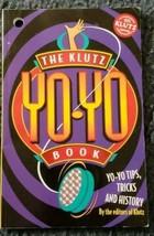 Yo-Yo Book by Klutz Editors (1998, Paperback) - $4.25