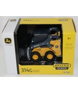 John Deere LP64455 Die Cast Metal Replica 314G Skid Steer - $26.99