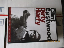 Dirty Harry dvd Clint Eastwood - $6.14
