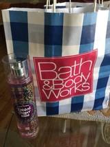 Bath & Body Works Twisted Peppermint Fine Fragrance Mist Spray 8 Oz New - $12.38